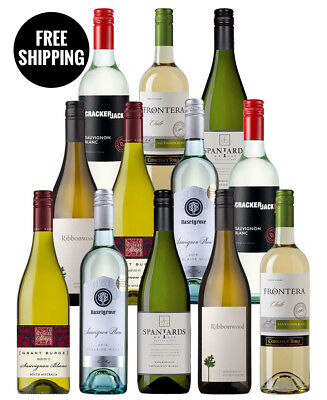 Sauvignon Blanc White Wine Heroes Mix (12 Bottles)