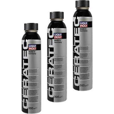 3xOriginal Liqui Moly 3721 1x 300ml Cera Tec Additiv Öl High Tech Keramik