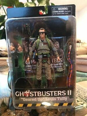"""Ghostbusters II """"Geared Up"""" Louis Tully Diamond Select Action Figure"""