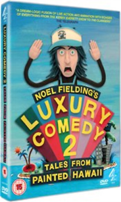 Dolly Wells, Michael Fielding-Luxury Comedy 2: Tales from P (UK IMPORT)  DVD NEW