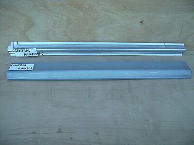 FORD TRANSIT MK6 MK7 2000 TO 13 NEW economy SILL & RH SILL SIDE PANEL LWB 002SM