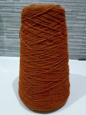 Large Size Cone of Yarn Weighs 1.62kg 29cm Tall