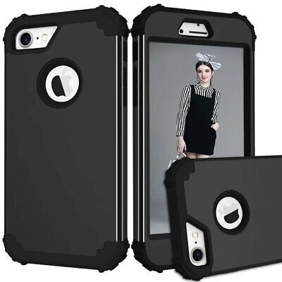 iPhone 8 / 7 Case 12ft Military Grade Drop Extreme Full Body Protective Bumper
