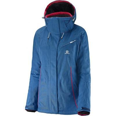 Salomon Women's Fantasy Jacket -XS,DlmtBlue