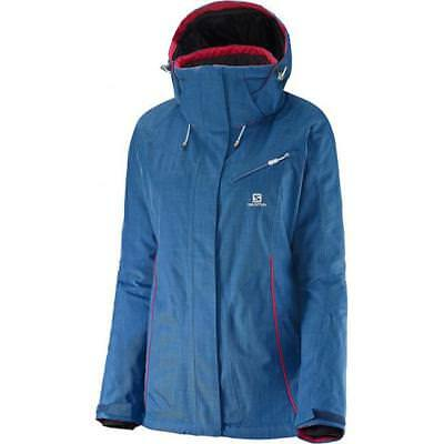Salomon Women's Fantasy Jacket -S,DlmtBlue