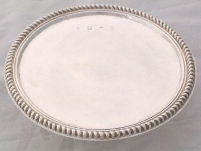 1694 William & Mary Solid Silver Tazza by 'DB' Exquisite Piece!