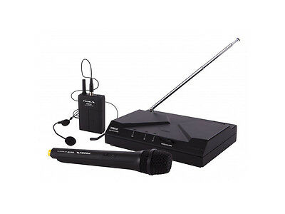 Proel WM101KIT Microfono Sistema microfonico Wireless