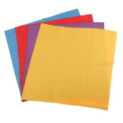 4x Large Cleaning Cloth for Cell Phone Digital Screen Camera Lens Eyeglass