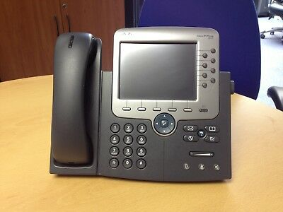 Cisco Cp-7975G 7975 7975G Grade A Refurbished Phone Individually Boxed Colour