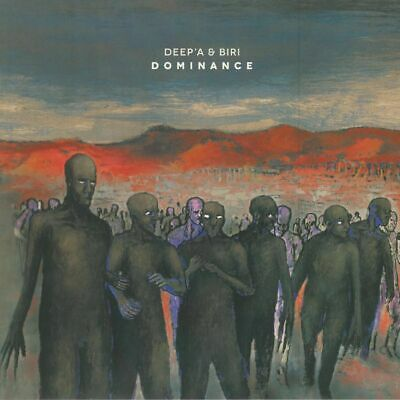 DEEP'A & BIRI - Dominance - Vinyl (gatefold 2xLP)