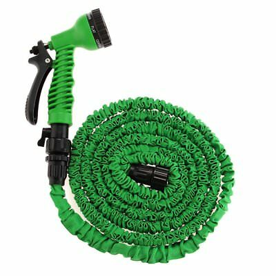 Tubo Estensibile Flessibile Allungabile Pistola Magic Hose Getti D'acqua15 Metri
