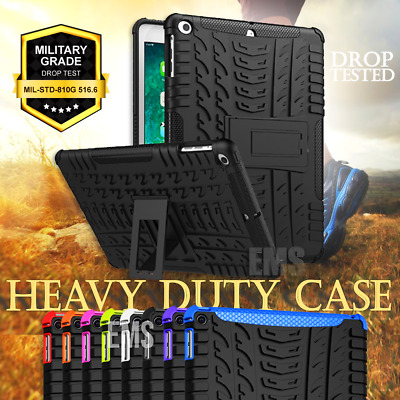 Kids Heavy Duty Shockproof Case Cover for Apple iPad 5 6 Mini 3 Air 1 2 Pro 10.5