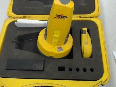Level Robo Laser Rb01001 no accessories with it.  Just the laser, hand control,