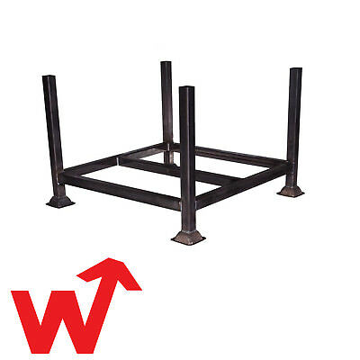 Metal Stillage - Four Post Pallet - Storage - Steel Stillage