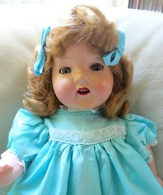 """ANTIQUE 1930`s ARRANBEE NANCY 16"""" COMPOSITION DOLL~ORIGINAL OUTFIT~WORKING LIMBS"""