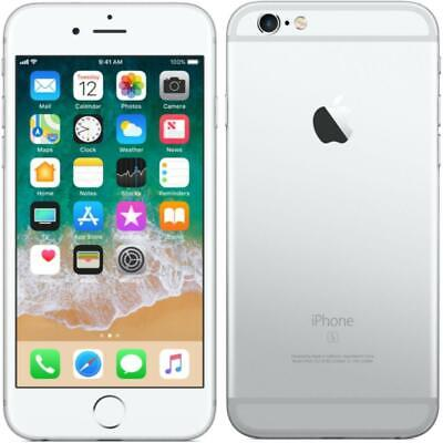 Apple iPhone 6S Plus - 16GB - Silver - Factory Unlocked AT&T / T-Mobile / Global