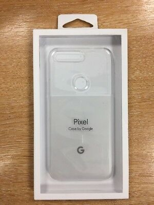 Google Pixel (2016) Phone Case Cover - GA3C00387 Clear By Google