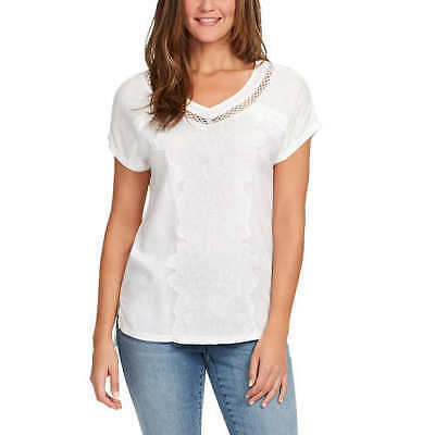 Gloria Vanderbilt Ladies' Embroidered Top, AVAILABLE IN PLUS SIZES*FREE SHIPPING