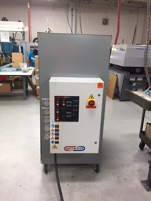 2015 Mokon 9Kw Mold Temperature Controller And Air Cooled Scroll Chiller