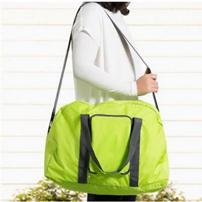 Men Women Women's Mens Wenkend Wenkender Travel Duffle Bag Gym Luggage-Green
