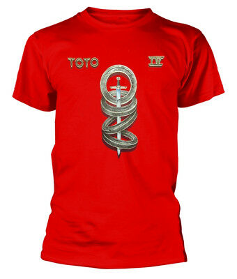 Toto 'IV Album Cover' T-Shirt - NEW & OFFICIAL!