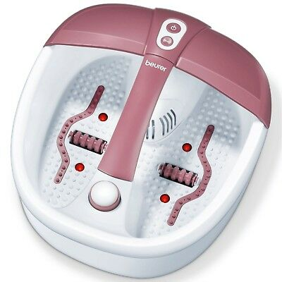 Beurer FB35 Relaxing Aroma Therapy Foot Spa & Bath Massage Magnetic Field New