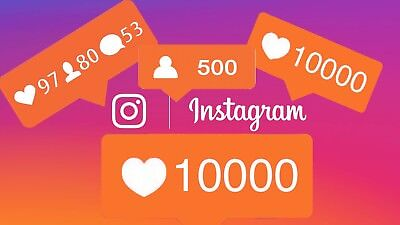 100 Instagram LIKE