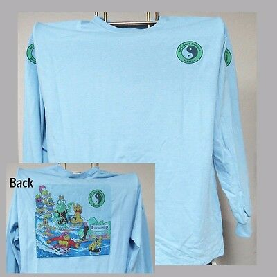 T&C,Town & Country,Hawaii Retro Thrilla,Surfing,LONG SLEEVE T-SHIRT,T-1025LtBlue