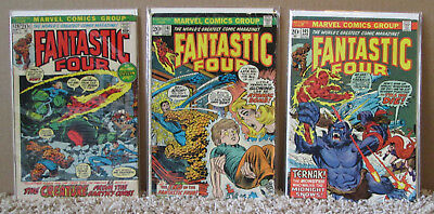 Rare Marvel Comics Massive Lot Of 145 Fantastic Four 4 Comic Books Check It Out