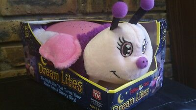New Dream Lites Pillow Pet Pink and Purple Butterfly!