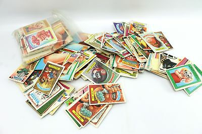 Vintage 1980s Garbage Pail Kids Card Lot