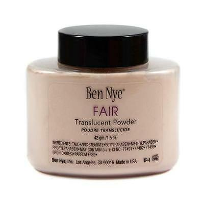 Ben Nye Fair Translucent Face Powder 1.5 oz