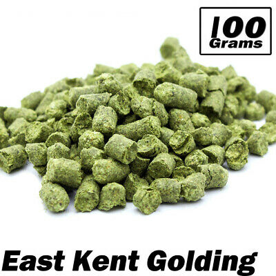 100g East Kent Golding Pellets 2 X 50g Hops Alpha Acid 4.0-7.0% UK Home Brew  FP
