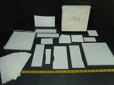 Lot of Misc Chromatography Glass Plates 20x20 5x20 250µm Science Lab SKUKCS