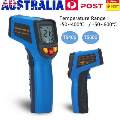 Hand-held LCD Digital IR Infrared Thermometer Temperature Meter Without Battery