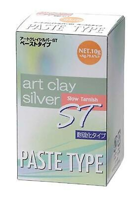 Art Clay Silver Slow Tarnish ST Paste Type 10g A-0092 Precious Metal Clay PMC