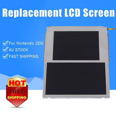 Brand New LCD Screen Display Top Bottom Upper Lower Replacement for Nintendo 2DS