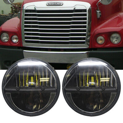 7inch LED Projector Headlight  Freightliner Century Light Fit For Pre 2005 Model