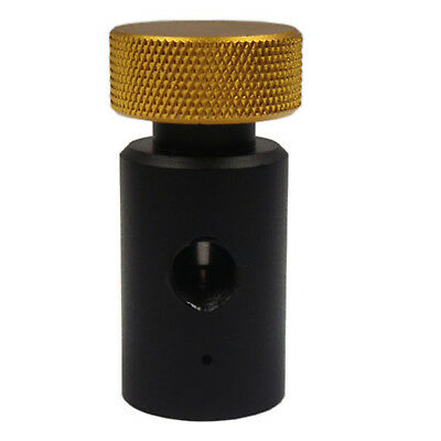 New Low profile CO2 ASA Adapter Fill Station Remote On/Off