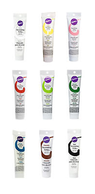 Wilton Decorating Icing- ready to use on Cakes/cookies 120g tube