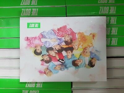 THE BOYZ - THE START / 2ND mini album (set ver)+All packages