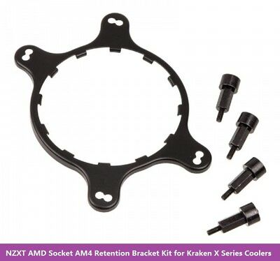NZXT AMD Socket AM4 Retention Bracket Kit for Kraken X Series CPU Coolers