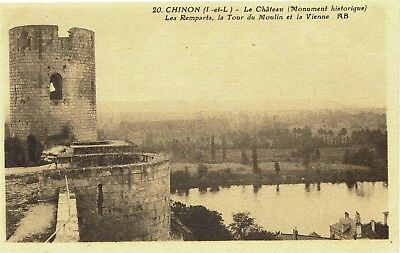 CPA - Carte postale FRANCE -CHINON - La Tour du Moulin(iv 859)