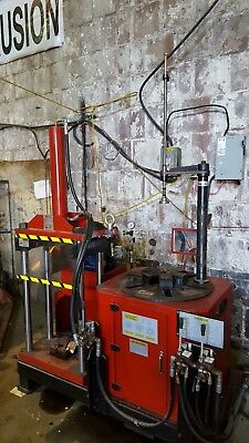 USED AKC ALL-KOR CO. Electric Motor stripper
