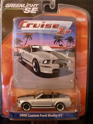 Greenlight Hobby Only NG2 2008 Ford Mustang TERLINGUA Racing