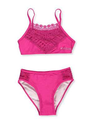 ef2a5637b6 Baby & Toddler Clothing BON BEBE SWIM SUIT SWIMWEAR GIRLS SZ 24 M 2T 3T 4T  HEARTS PINK BIKINI NEW Clothing, Shoes & Accessories