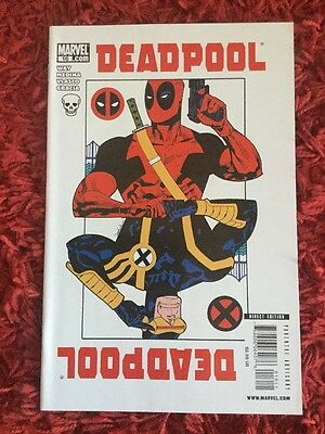 Deadpool #16 Vol.2 Dec 2009 Comic Nm