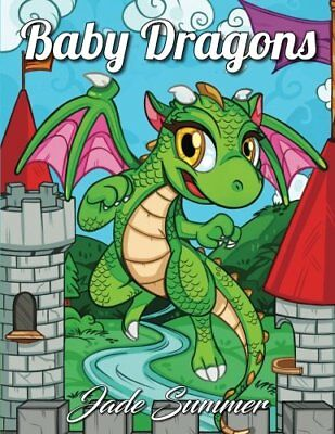 Dragons An Adult Coloring Book With Fun Beautiful And Relaxing