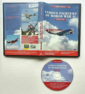 Famous Fighters of World War II - Volume I DVD (2002)