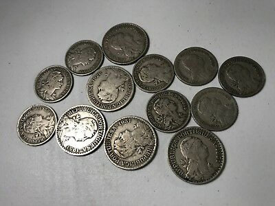 Portugal old and new cents world foreign coins lot great condition high value